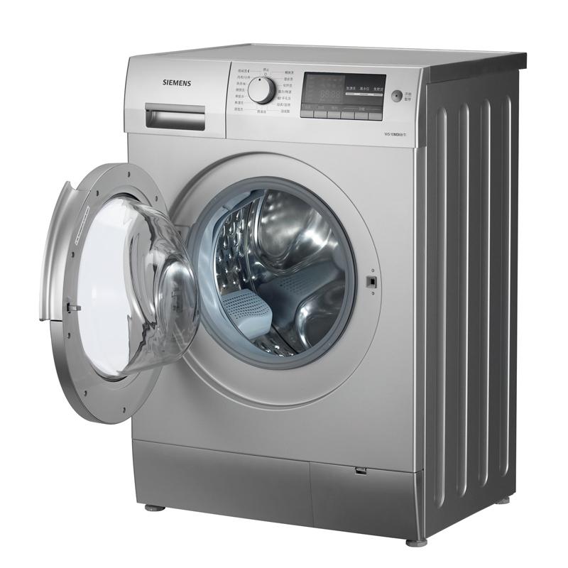 西门子滚筒洗衣机ws10m368ti(c)质量与博世wag20268ti图片